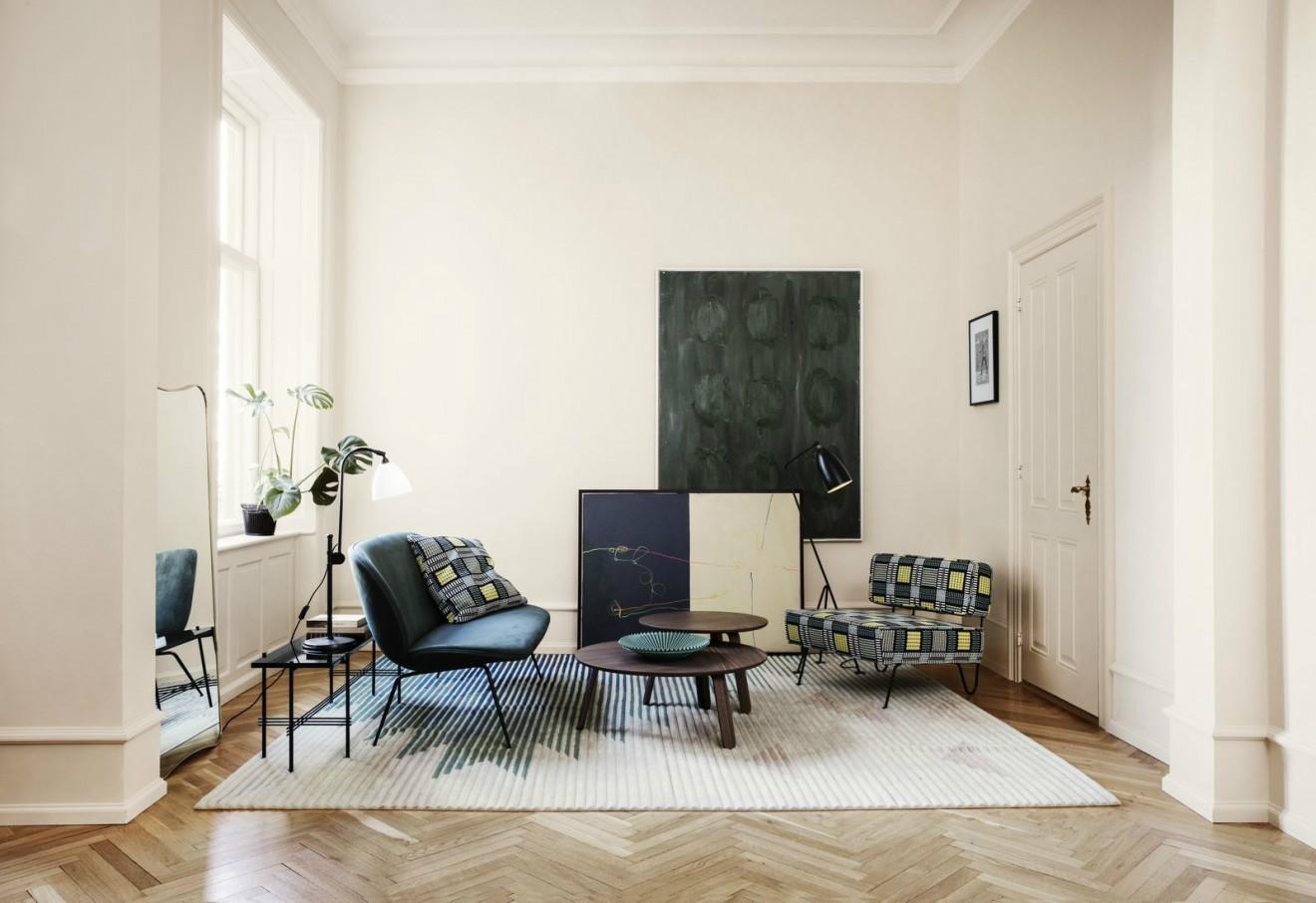 Gubi setting collection 2018 - 2019 Victors Design Agency