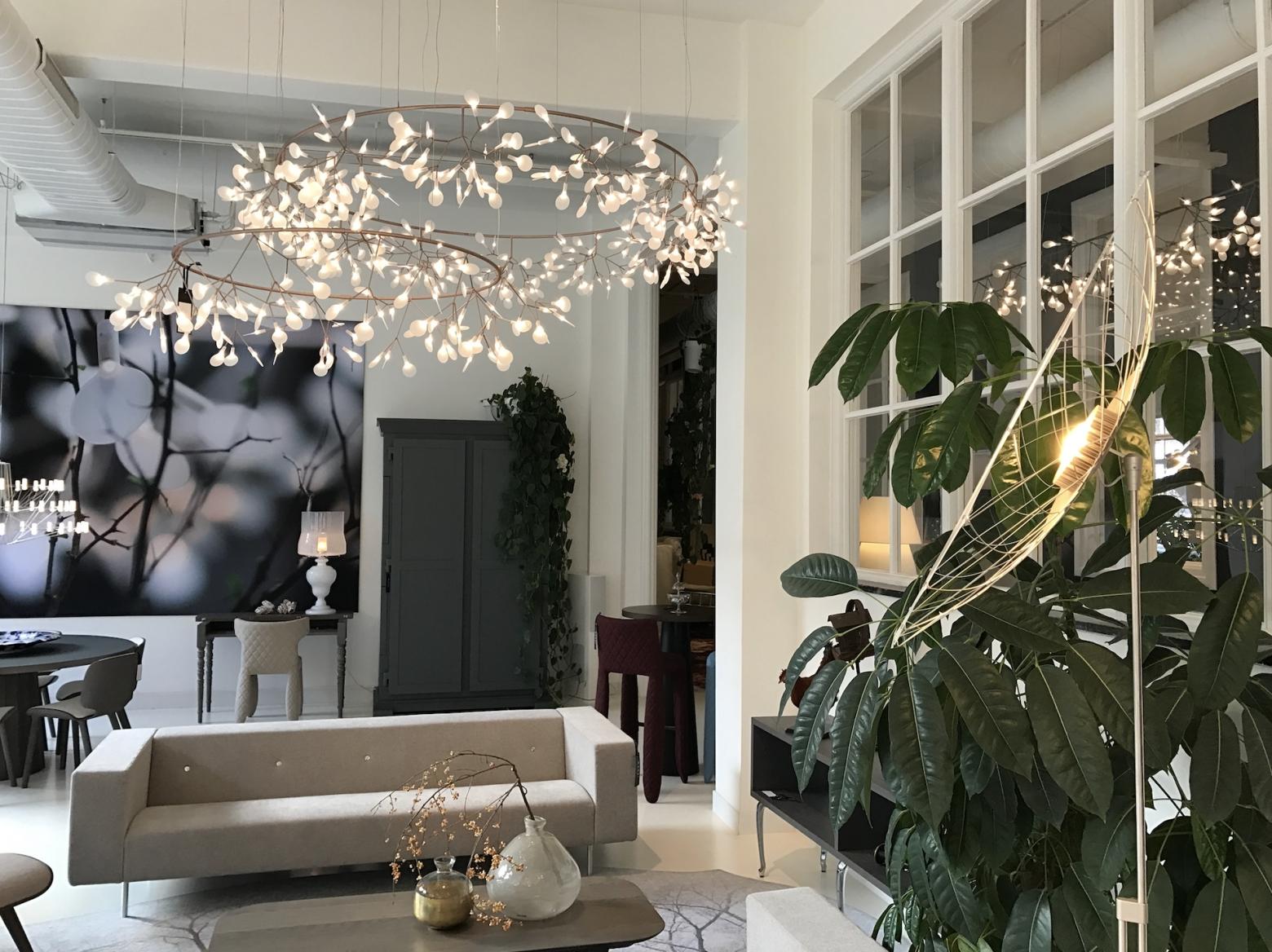 Heracleum: l'un des meilleurs ventes de la collection MOOOI Victors Design Agency