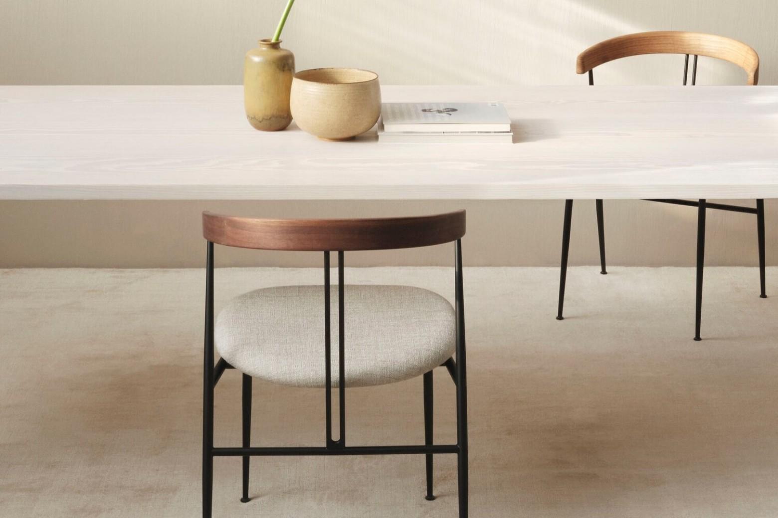 Violin Chair - Gamfratesi  Victors Design Agency