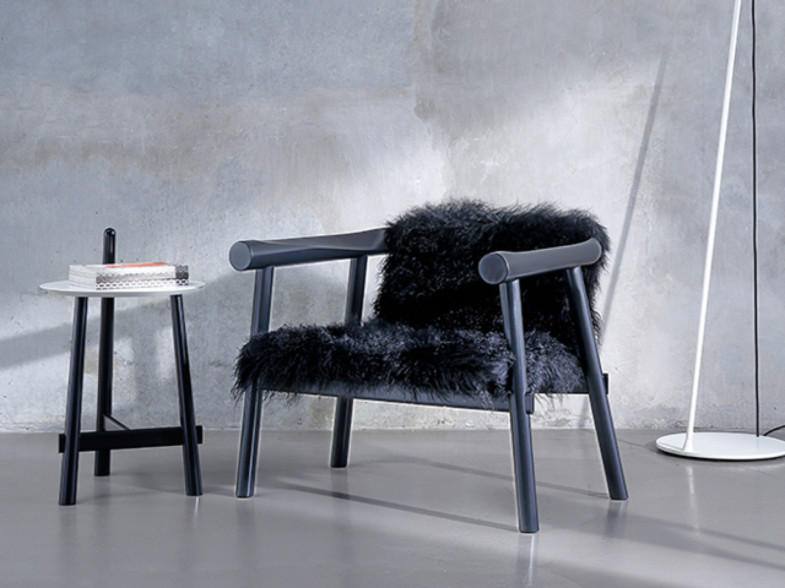Altay arm chair, Patricia Urquiola, COEDITION  Victors Design Agency