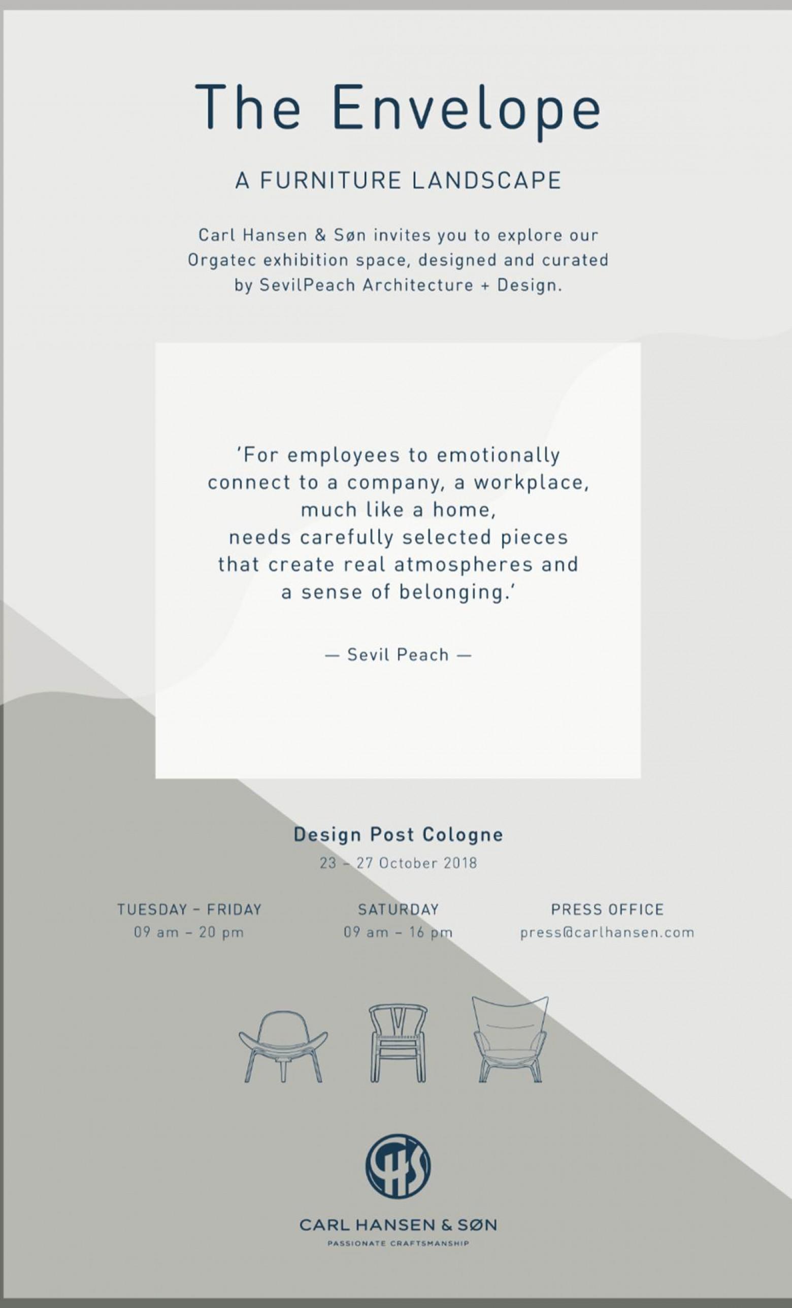 Designpost invitation Victors Design Agency