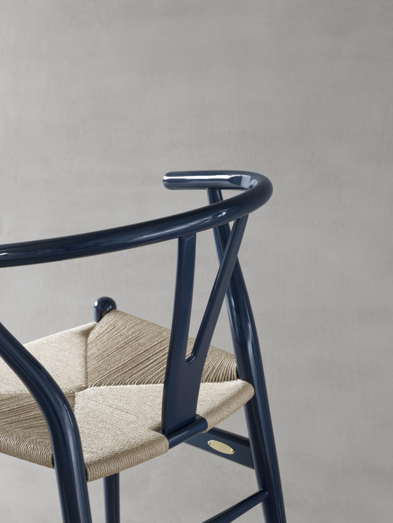 Le bleu maritime, couleur choisi par Ilse Crawford Victors Design Agency
