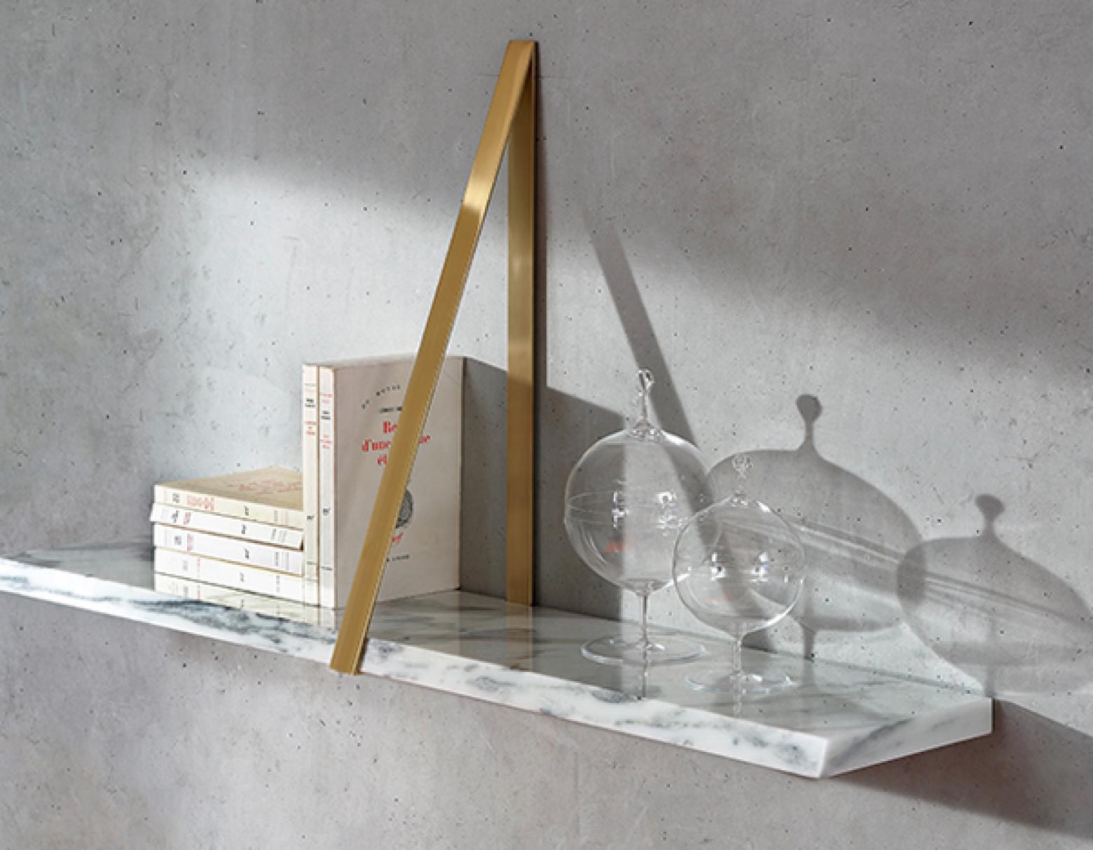 T-Square Etagère: le premier meuble de Michaël Anastassiades  Victors Design Agency