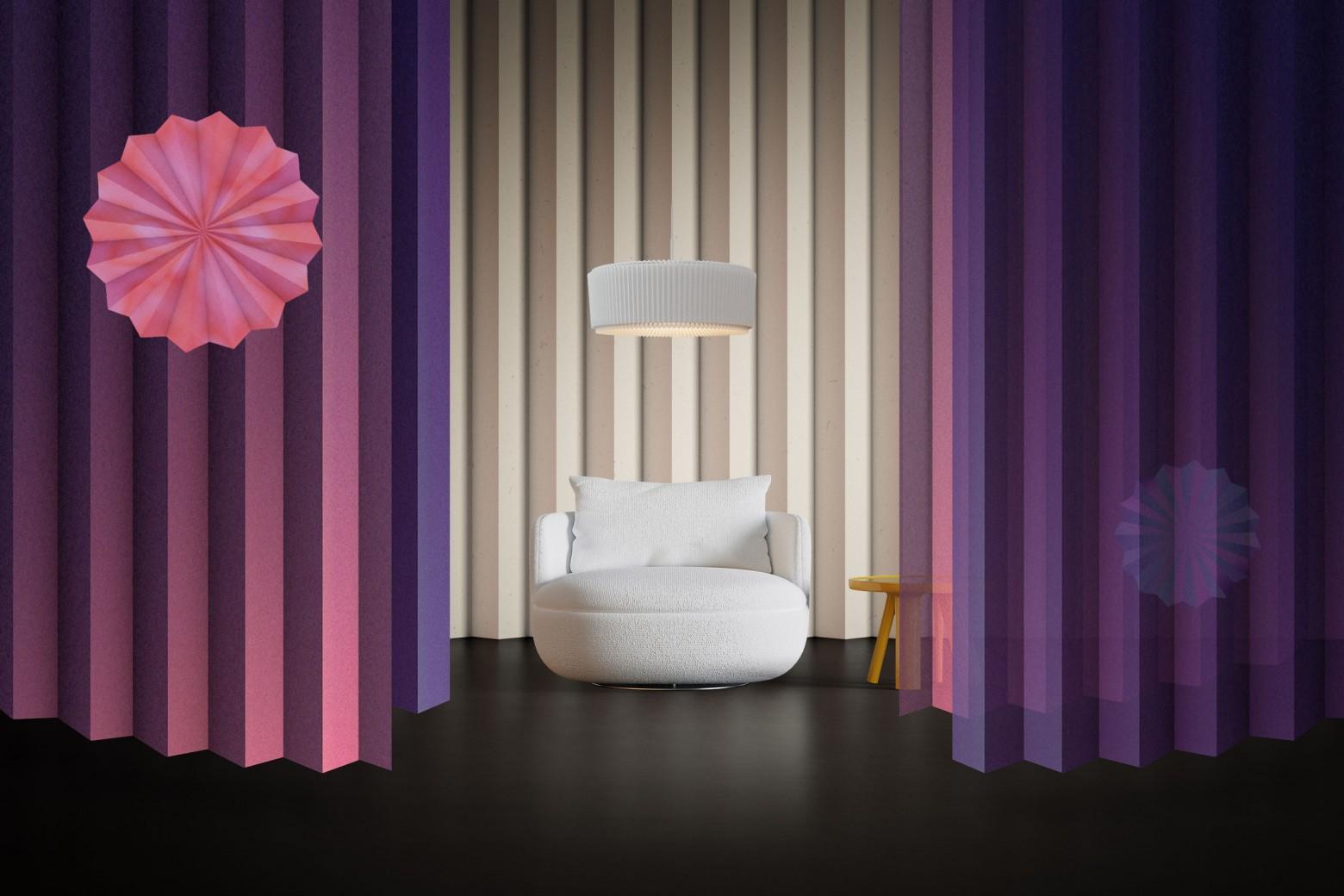 Plié Plissé: nieuw in de MOOOI collectie  Victors Design Agency