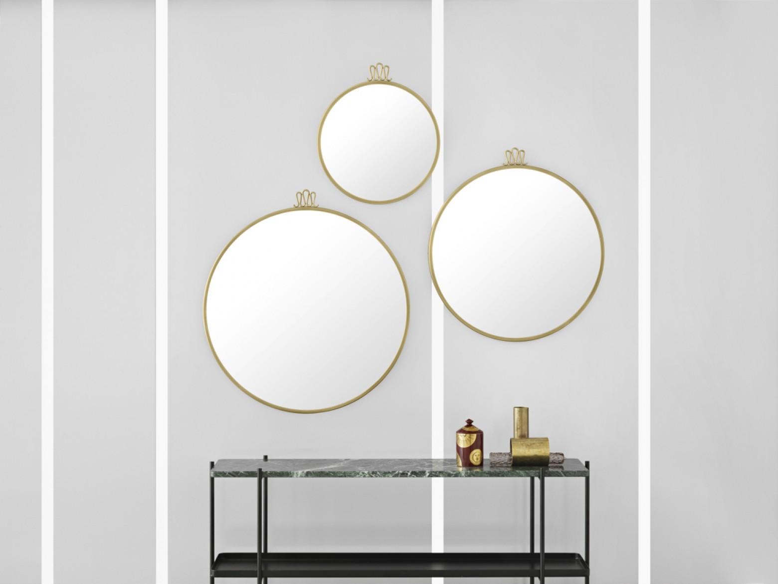 Speelse Randaccio spiegels van Gio Ponti  Victors Design Agency
