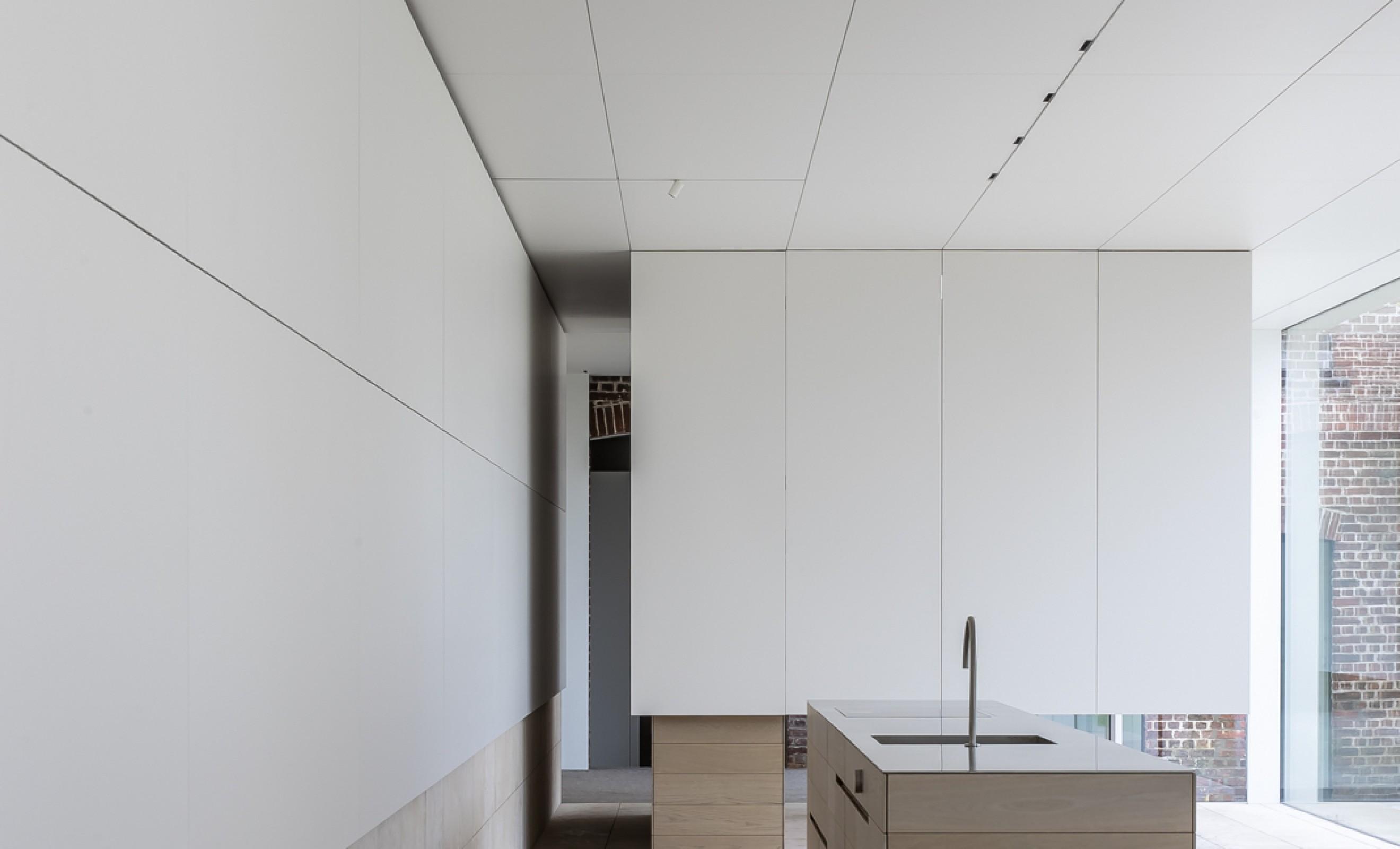 Minus à Poperinge: minimalisme avec un maximum de confort Victors Design Agency