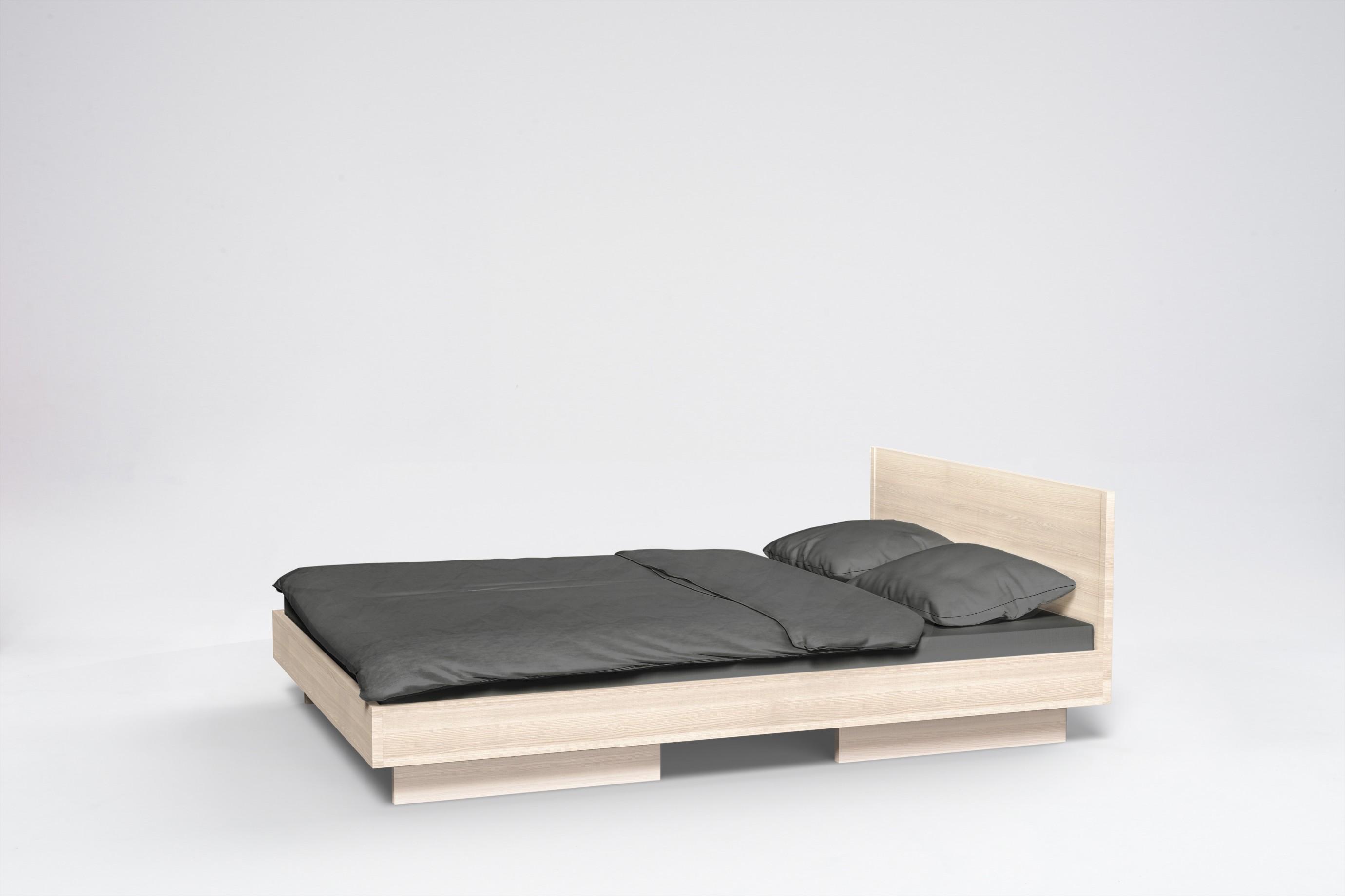 Zians Bed Medium by Jacques Zians Victors Design Agency