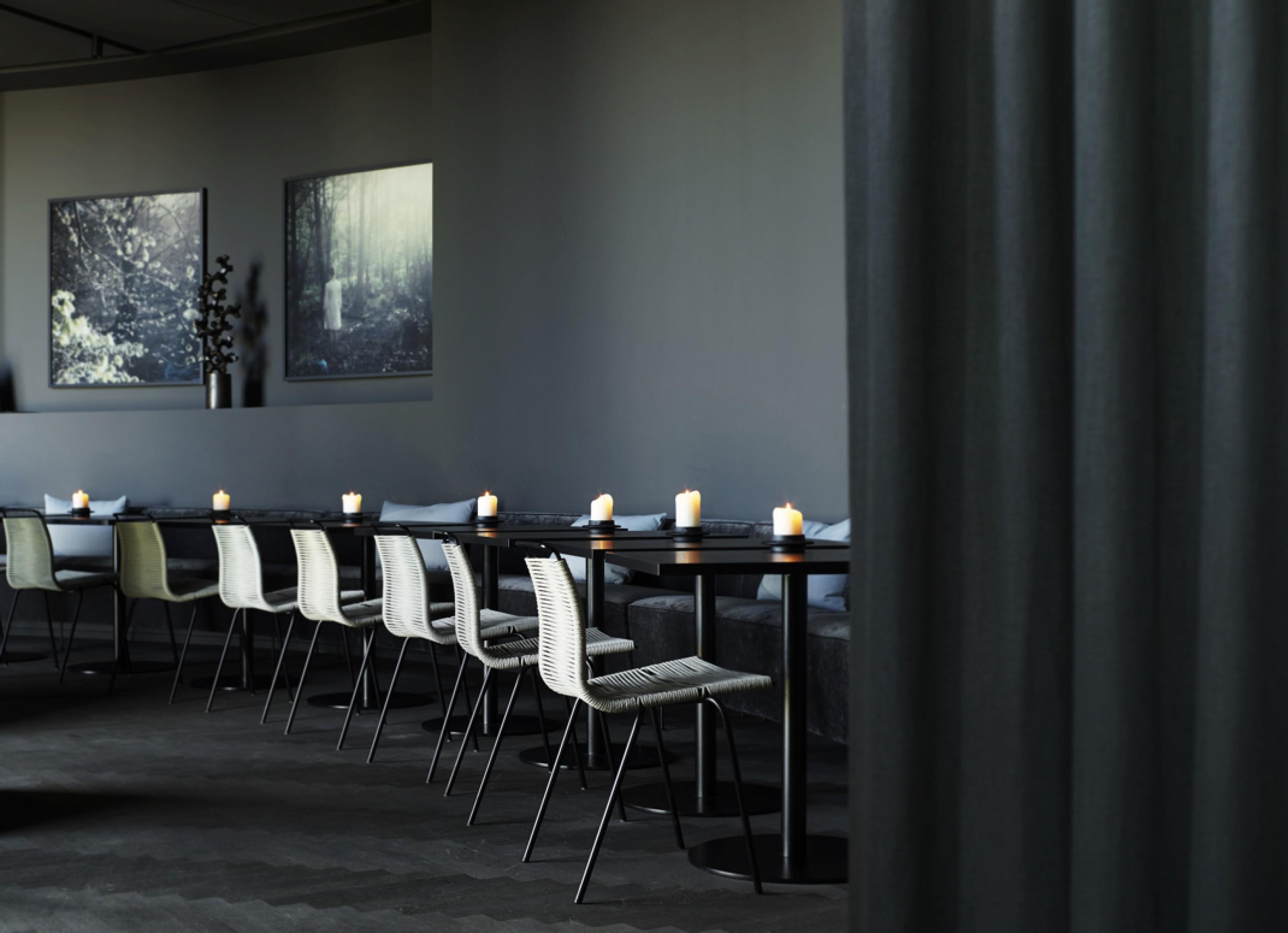 Bar Restaurant Trio Victors Design Agency