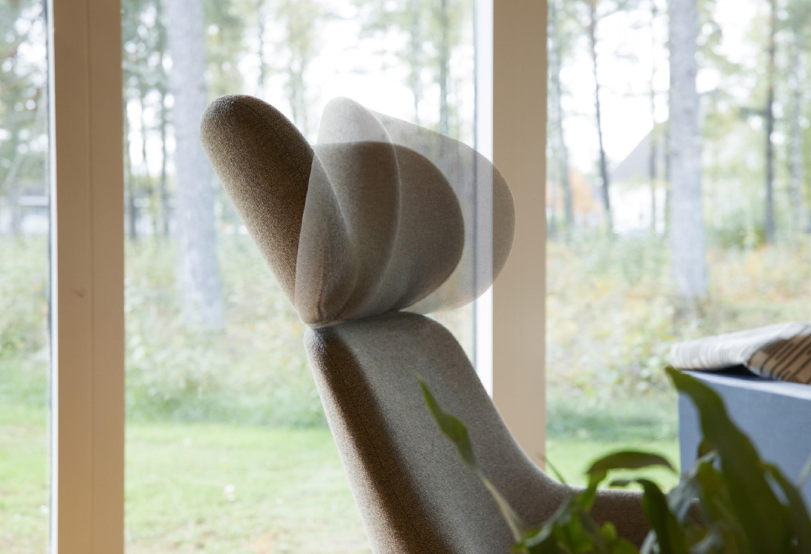 Verstelbare rug voor maximaal comfort Victors Design Agency