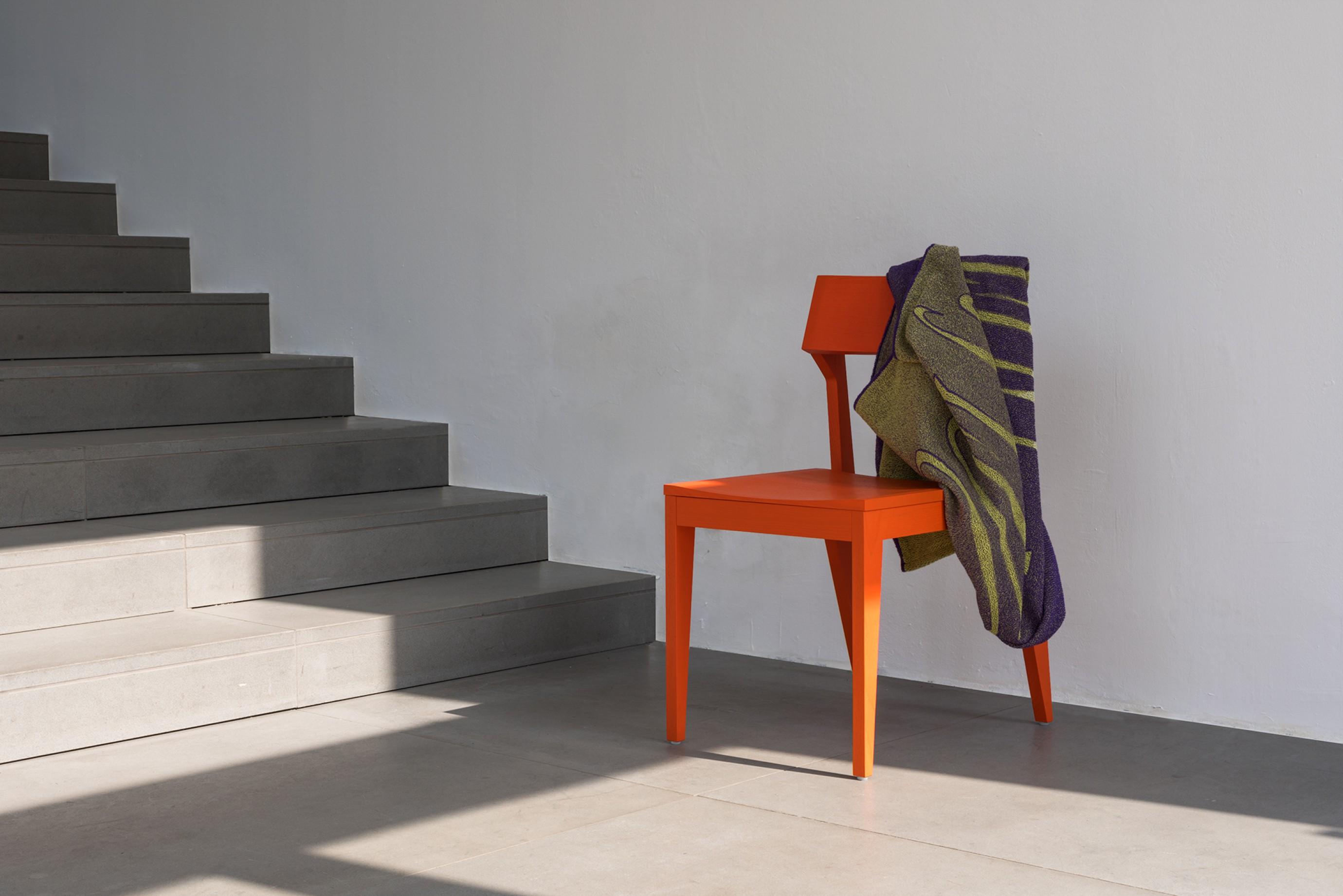 Schulz Chair - Designer Anton Rawles Victors Design Agency