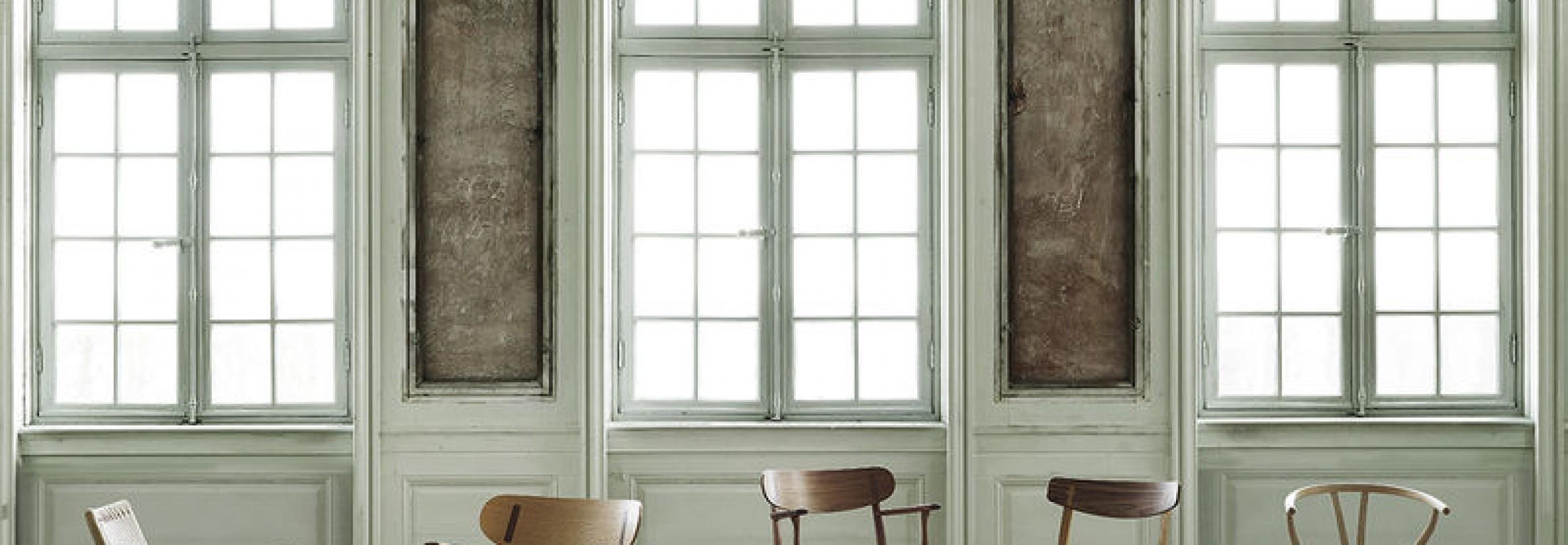 Masterpieces Hans J Wegner Victors Design Agency