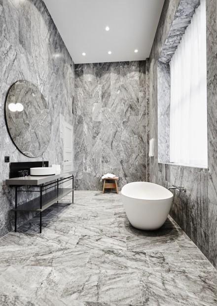 Luxueus baden in Hotel Nobis in CPH Victors Design Agency