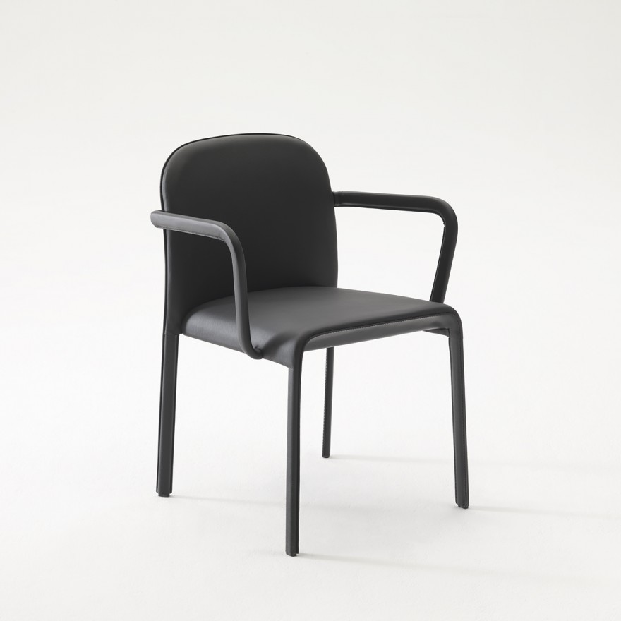 Scala chair met armleuningen, Patrick Jouin, collectie COedition