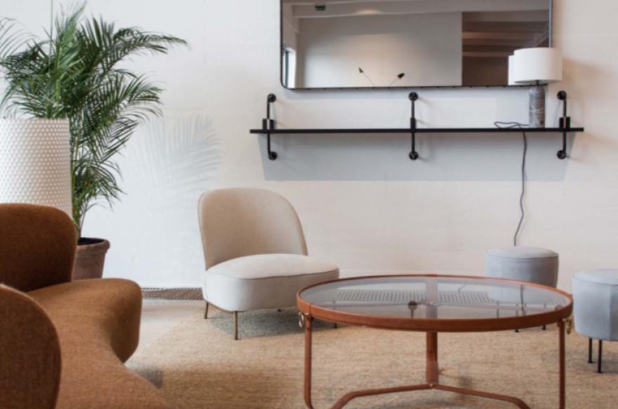 Séjour lounge zonder armleuningen