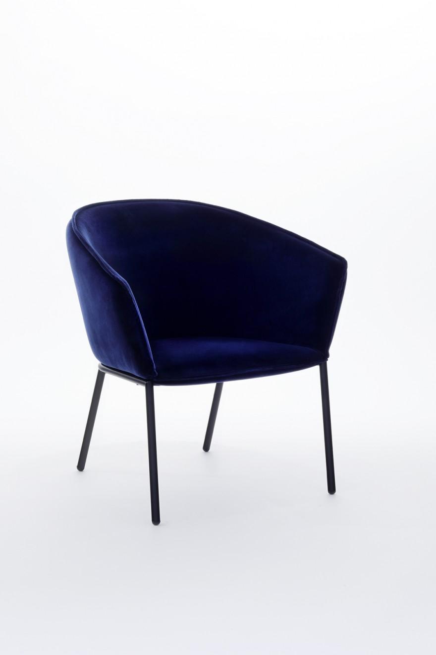 NIEUW: YOU lounge chair als aanvulling op de dining chair...
