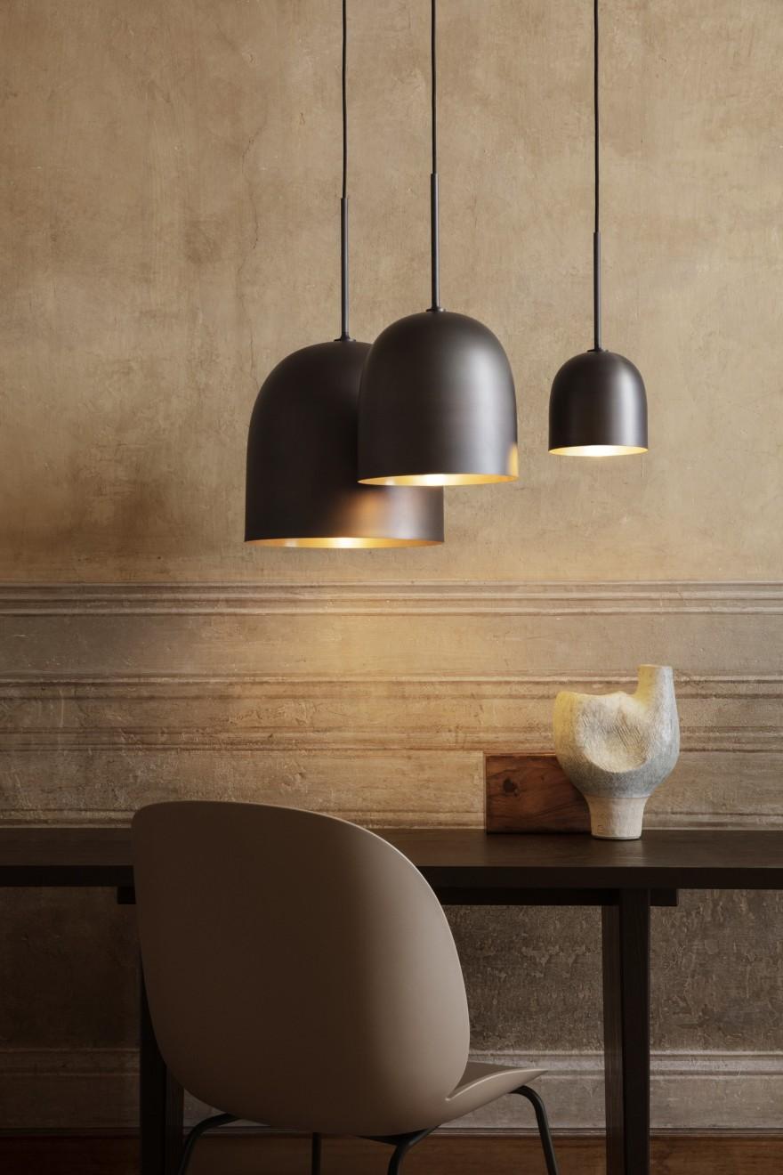 La série de lampes Howard, Space Copenhagen, Gubi