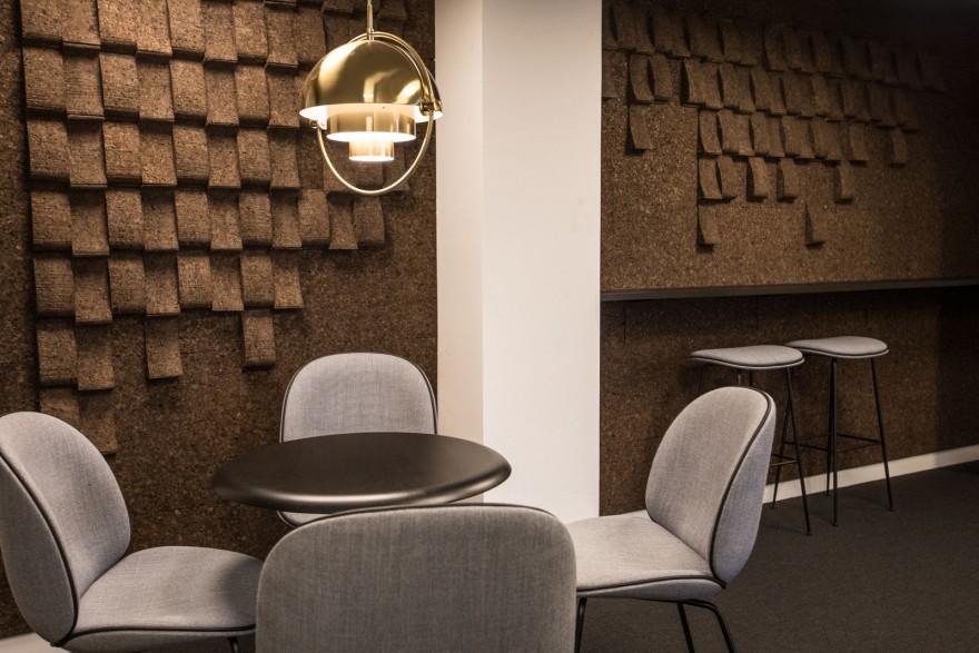MultiLite Brass, Louis Weisdorf design, project CSIS, Copenhagen