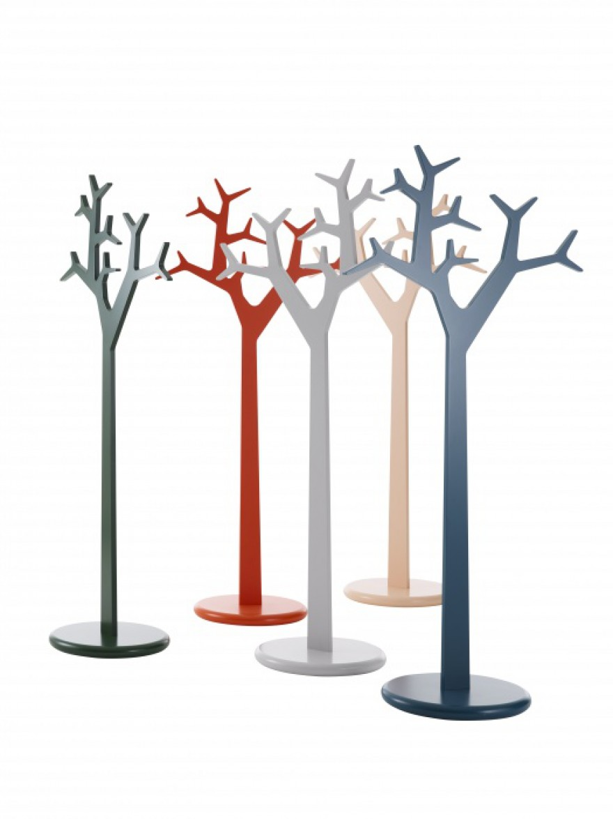 Tree different colors Victors Design Agency