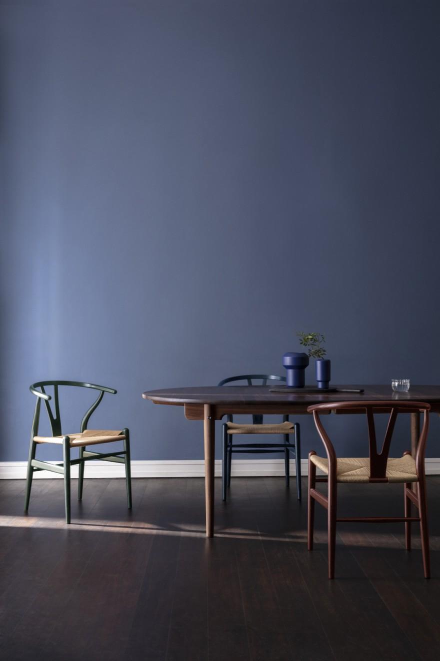 Russet & Blues - Harmony: de nieuwe trendkleuren op de CH24 Victors Design Agency