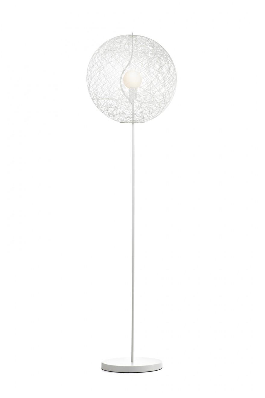 Random Floor lamp II blanc ø50 cm