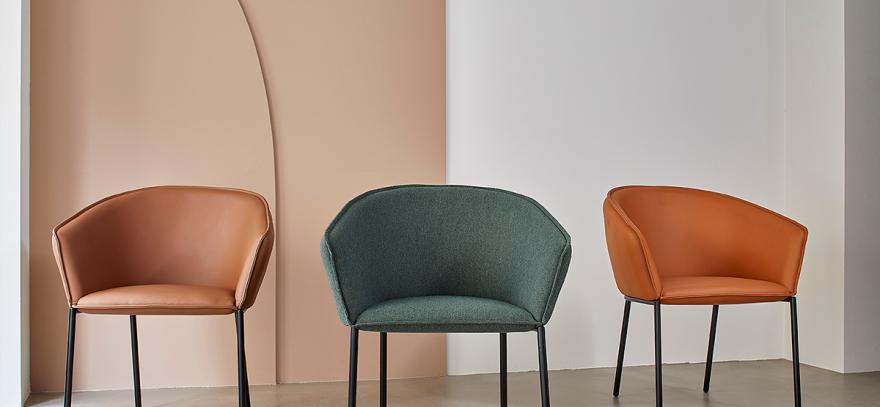 Nieuwe prijslijst Coedition 2019 wordt kortellngs verwacht. Foto: stoel NI4 van Luca Nichetto