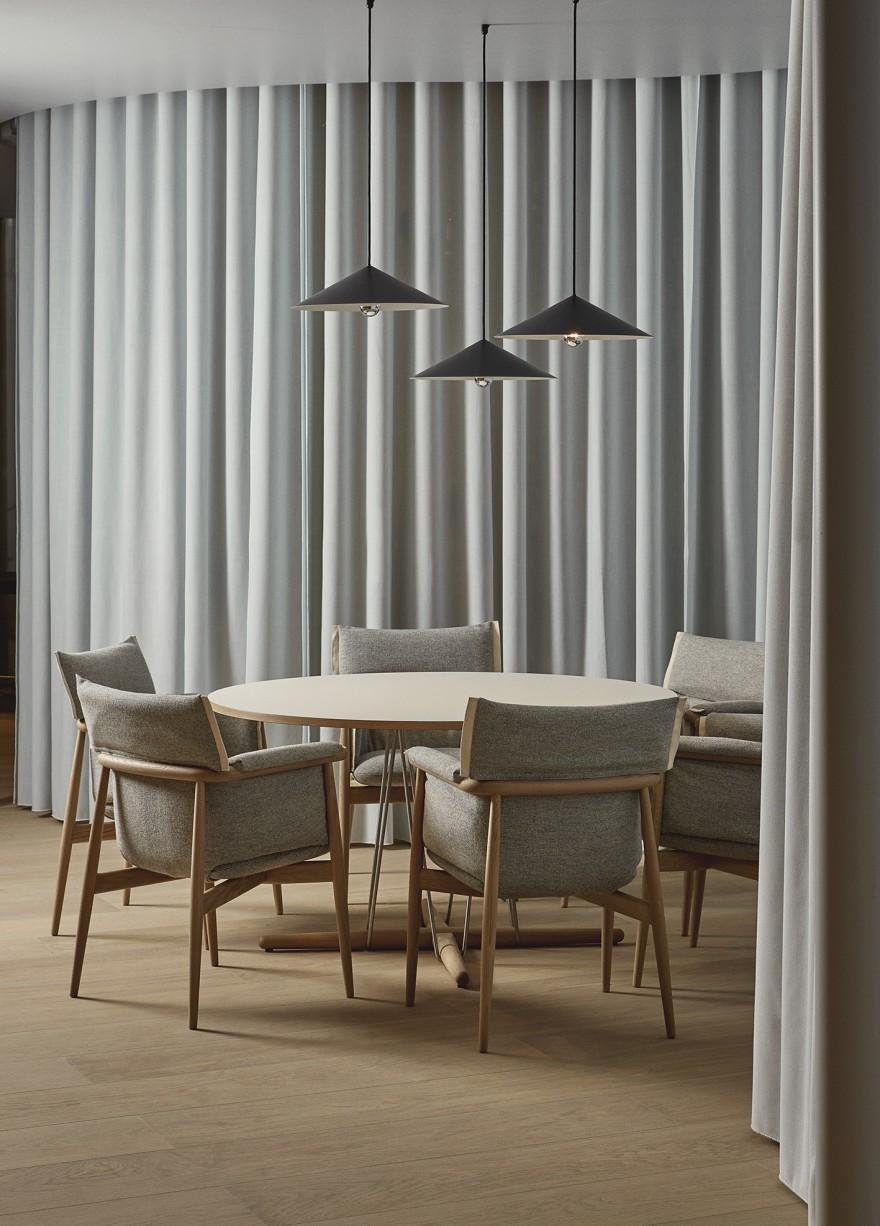 Ook nieuw: Embrace ronde tafels met