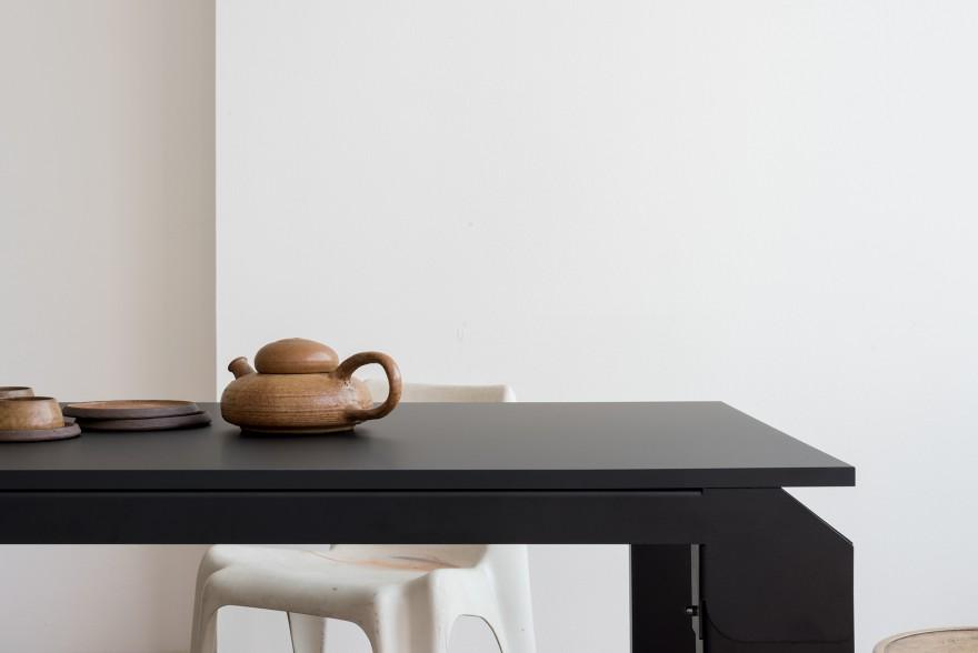 Novak Table: te verkrijgen met Kabelmanagement