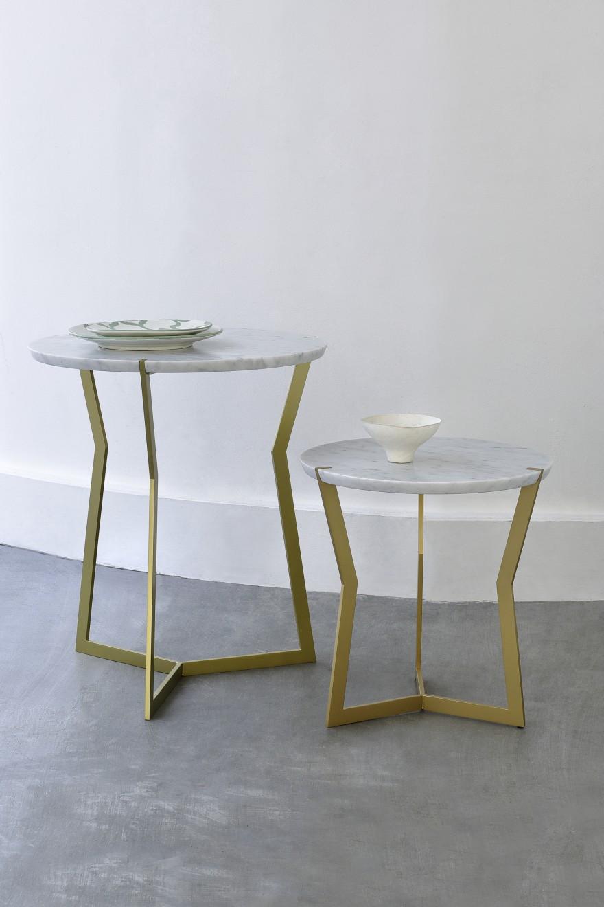 Consoles et tables basses réussies STAR, design Olivier Gagnère, COedition