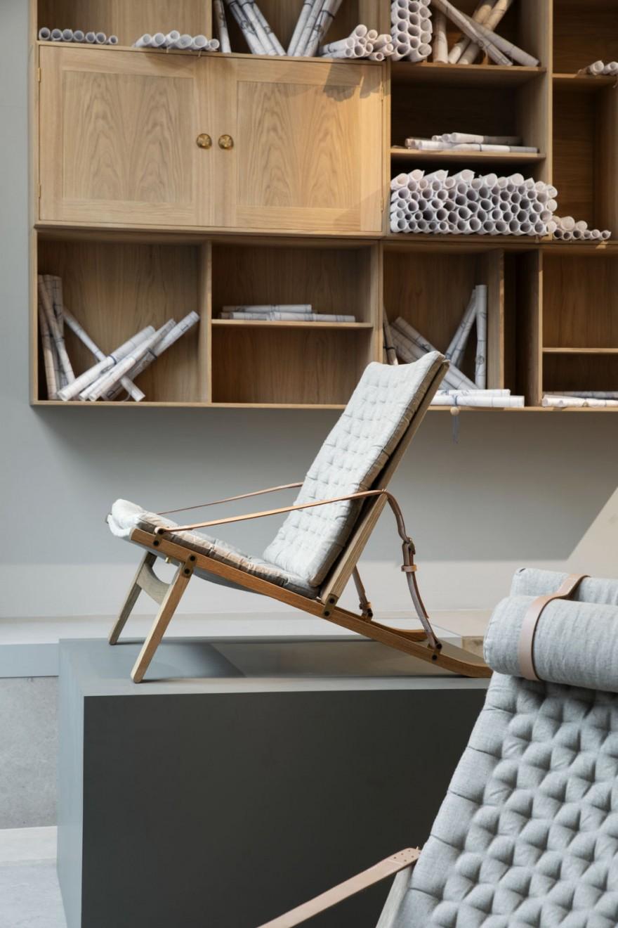 PLICO collection (nieuw) & Bookcase System. Fabricius & Kastolm