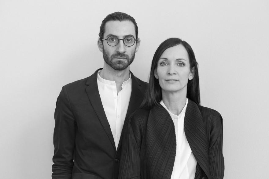 Stine Gam (DK) & Enrico Fratesi (IT)