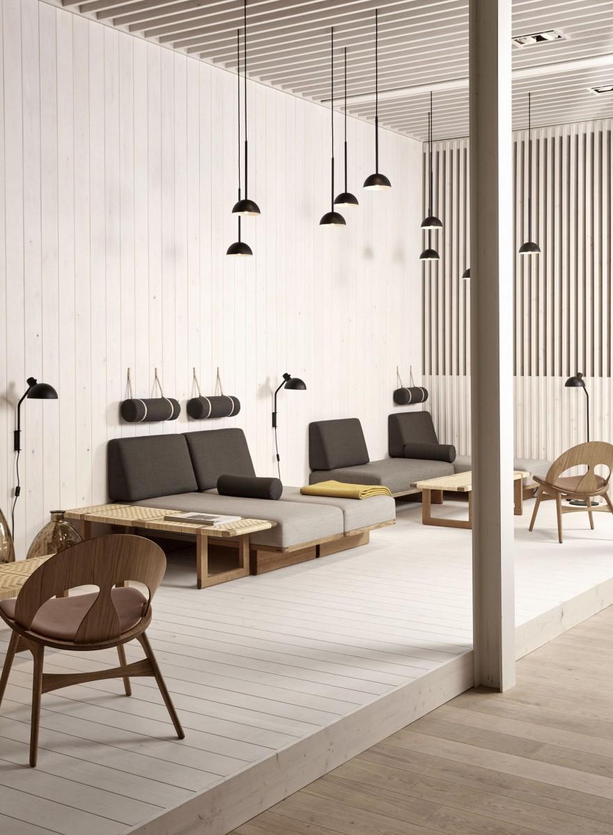 Borge Mogensen meubelen, Stockholm Furniture Fair 2020