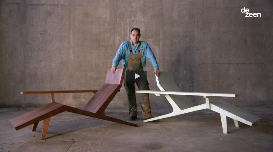 De Liberty Lounger in de MOOOi collectiie: uitgepuurde vormgeving