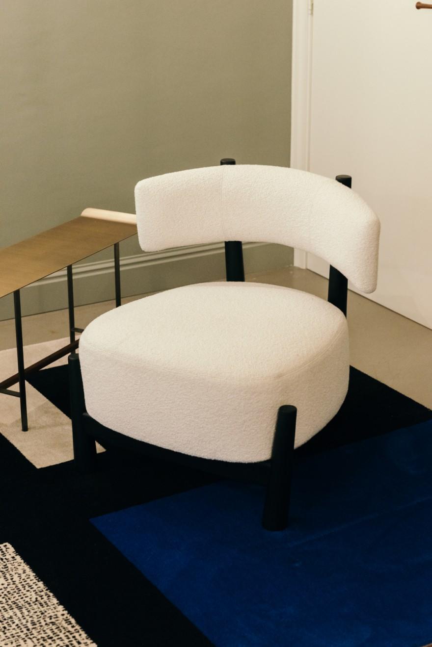 DALYA Lounge, Patricia Urquiola, Coedition