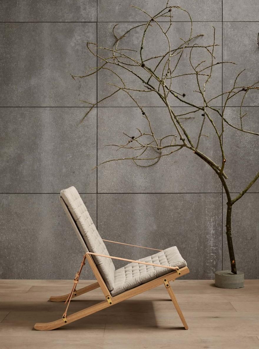 Plico chair FK11 - hauteur 74 cm
