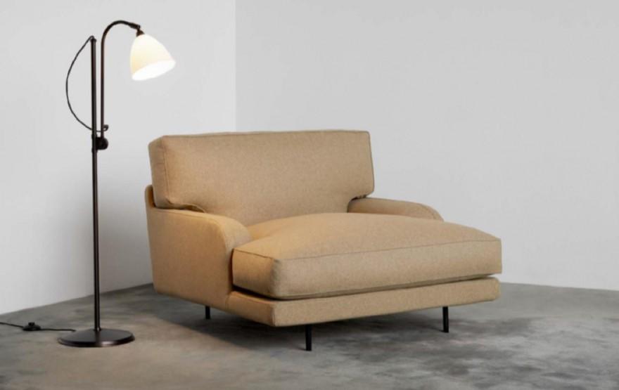 Flaneur sofa (modualair programma); GamFratesi 2020
