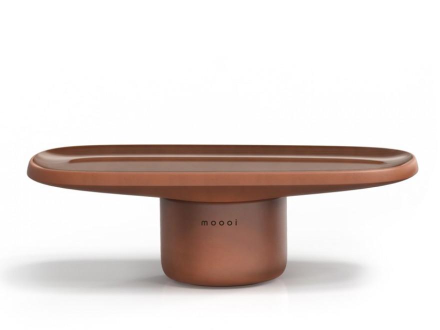 Lage rechthoekige Obon tafel (67 x 103 cm X H 42 cm)