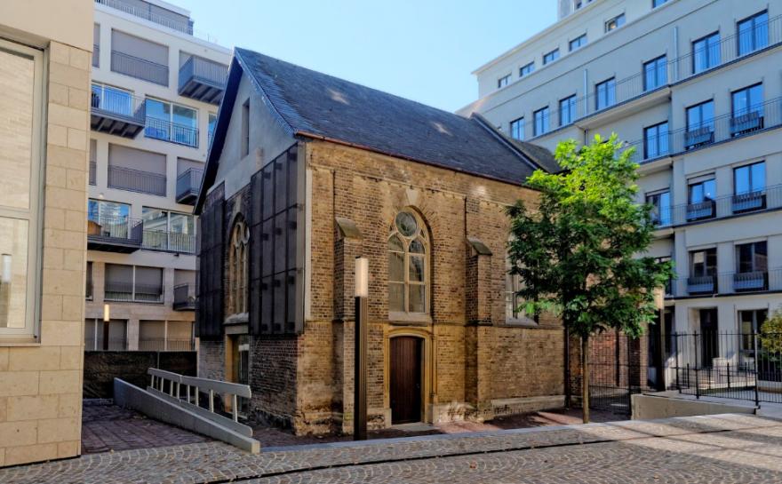 Qvest Chapel, Gereonskloster 12, Köln