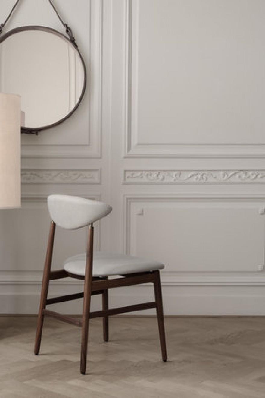 Gent chair, GamFratesi design, Gubi