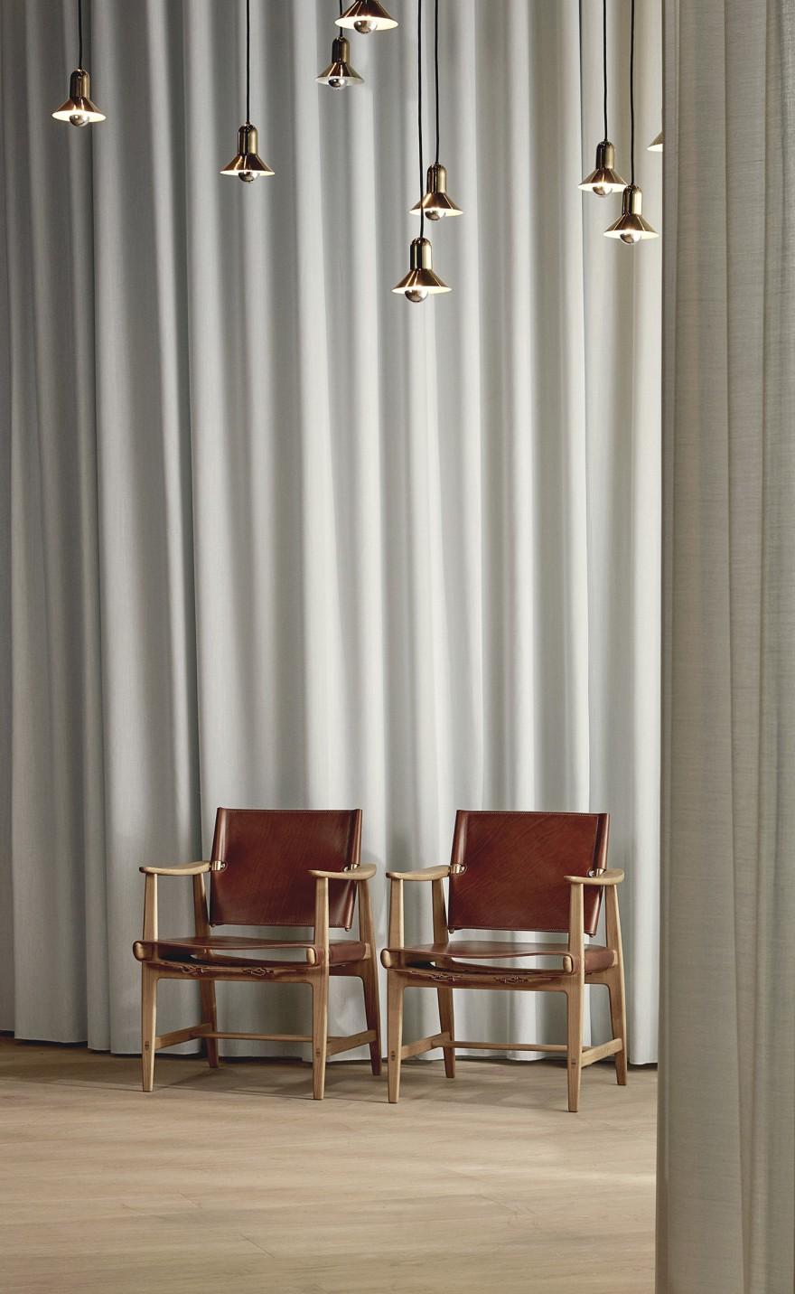 Karaktervolle Huntsman's Chair van Borge Mogensen,. Design 1949