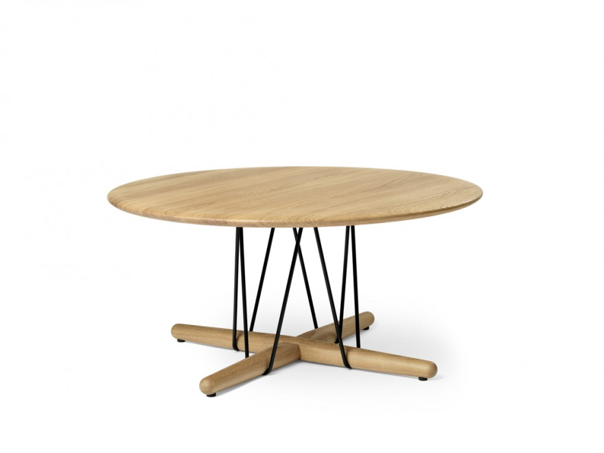 Lage coffee table EMBRACE: nieuw in de Carl Hansen & Son collectie