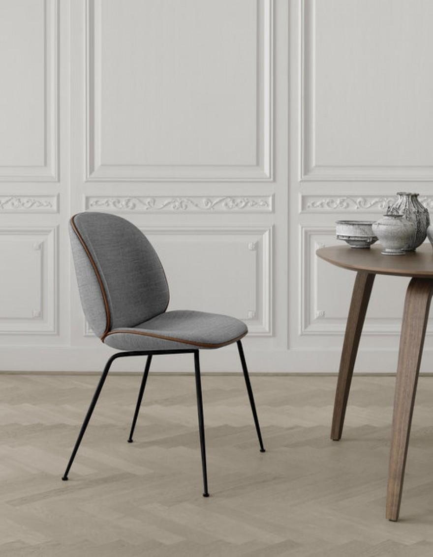 Beetle Dining chair, GamFratesi design