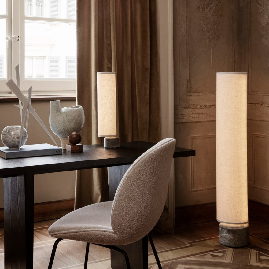 Les lampes Unbound, Space Copehagen design - GUBI