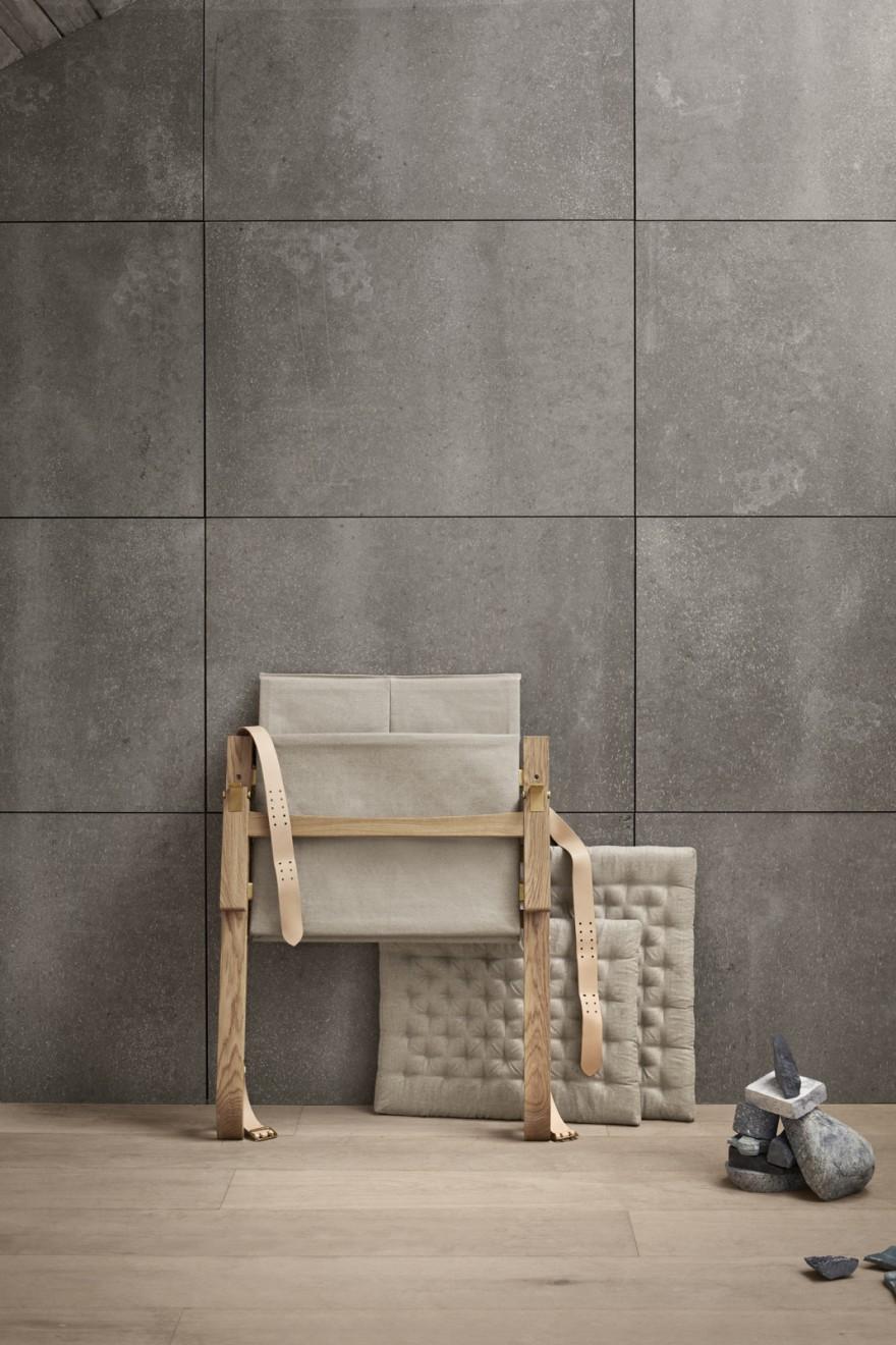 chaise pliante: peu encombrant