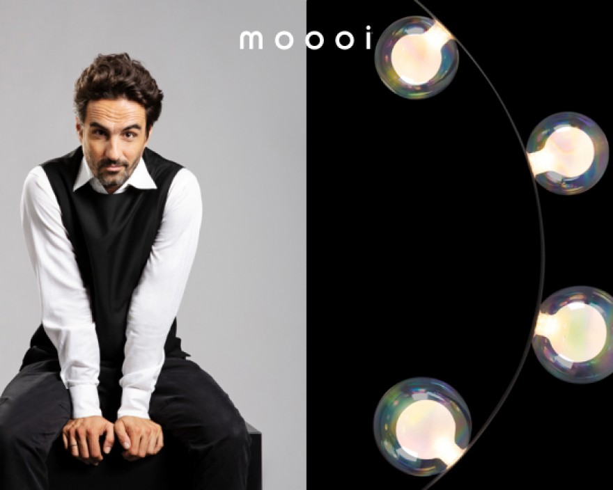 The Hubble Bubble: nouveau dans la collection MOOOI 2020