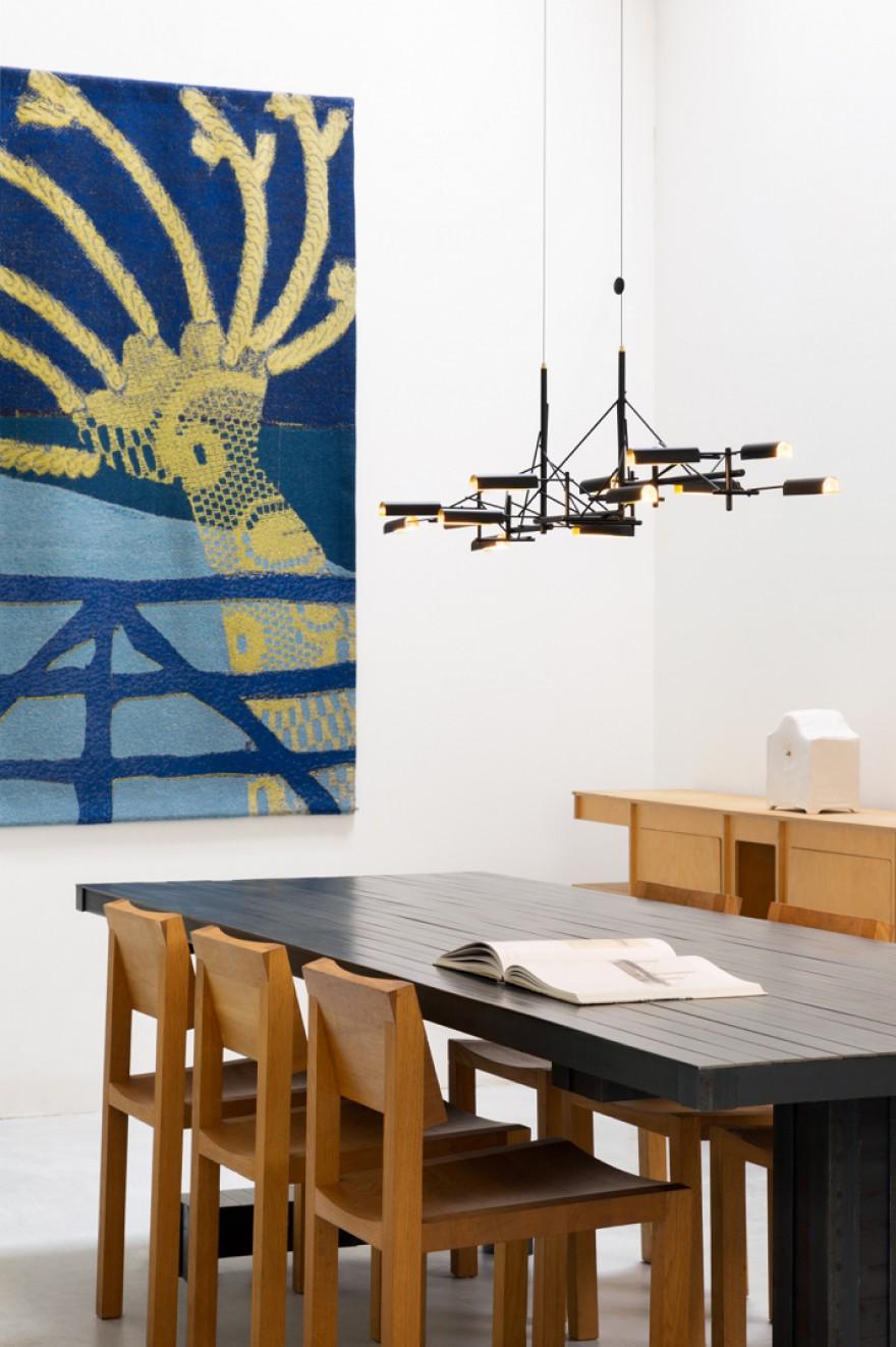 Grafisch-architecturale Tinkering, design Joost van Bleiswijk, MOOOI collectie 2020