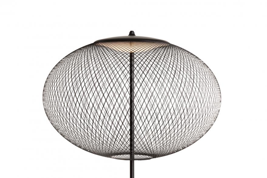 Detail NR2 Vloer lamp, LED, MOOOI