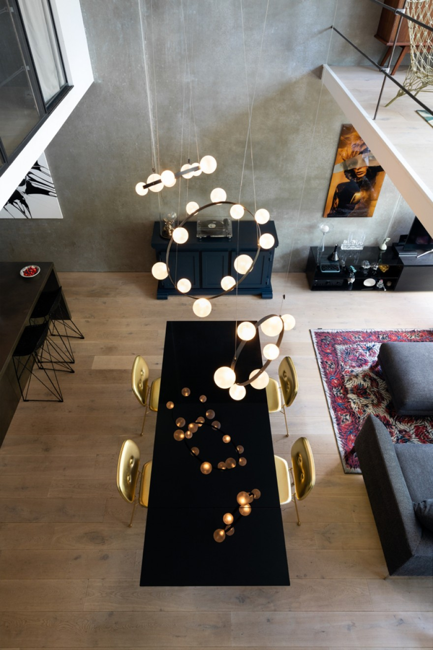 Hubble Bubble design Marcel Wanders, MOOOI collectie