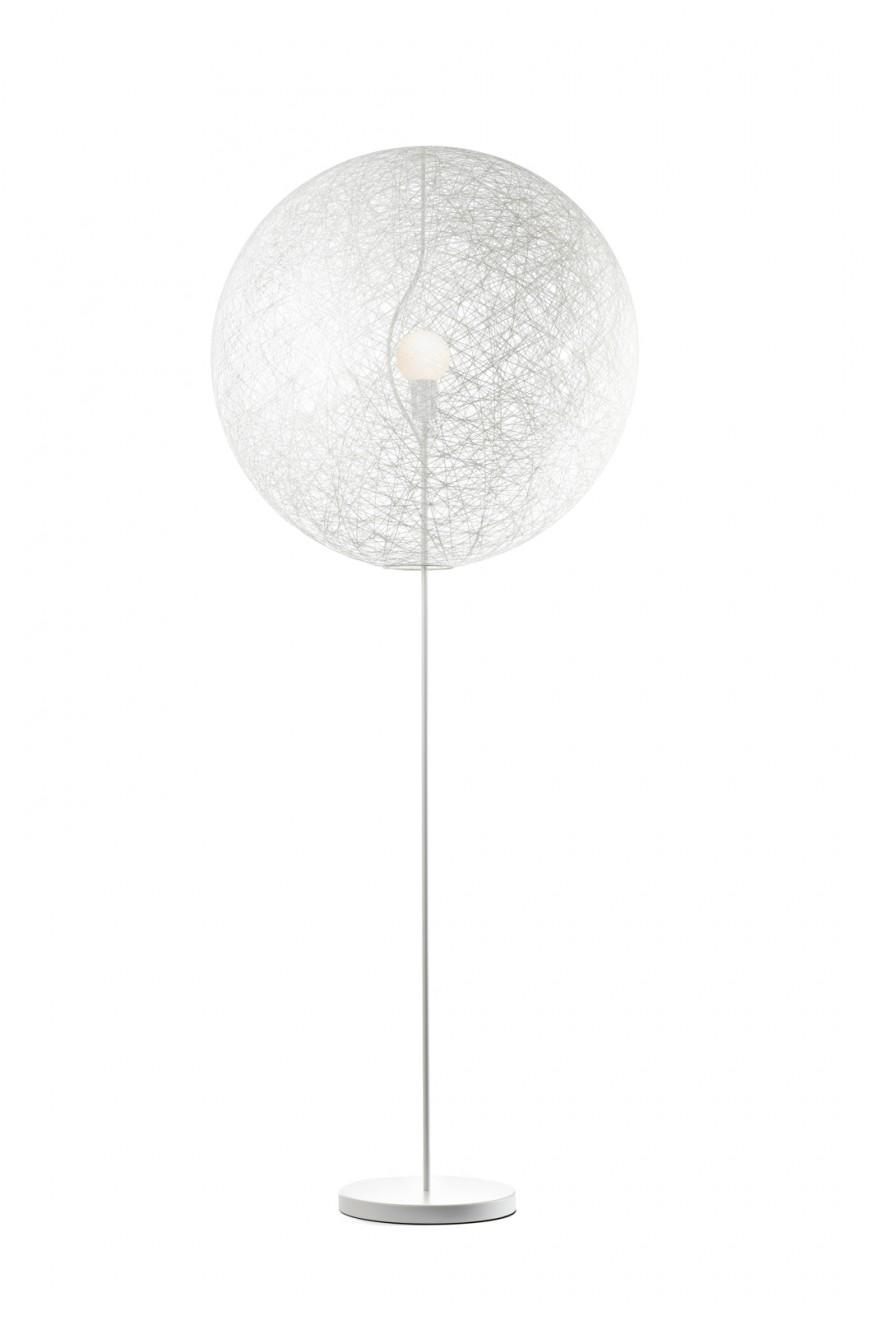 Random Floor lamp II blanc ø80 cm