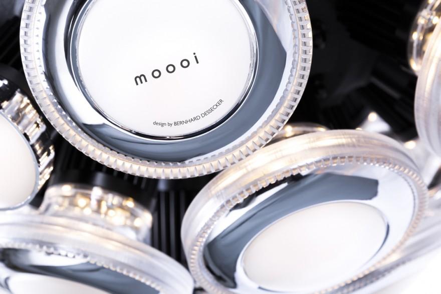 Iconic Eyes: een iconische lamp nieuw in de MOOOI collectie