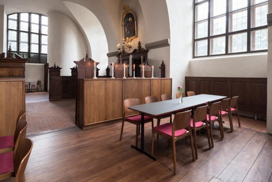 Heliga Trefaldiga Church – Kristianstad